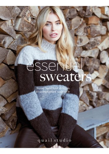 에센셜스웨터 (Rowan Essential Sweaters)