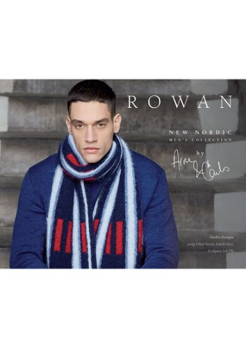 뉴노르딕 맨 (Rowan New nordi Men's Collection)